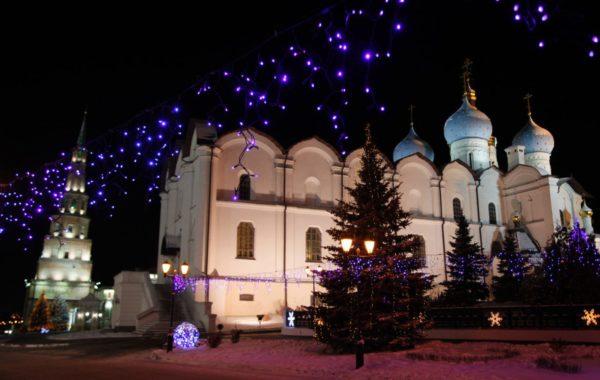 Новый Год в турах в Казань